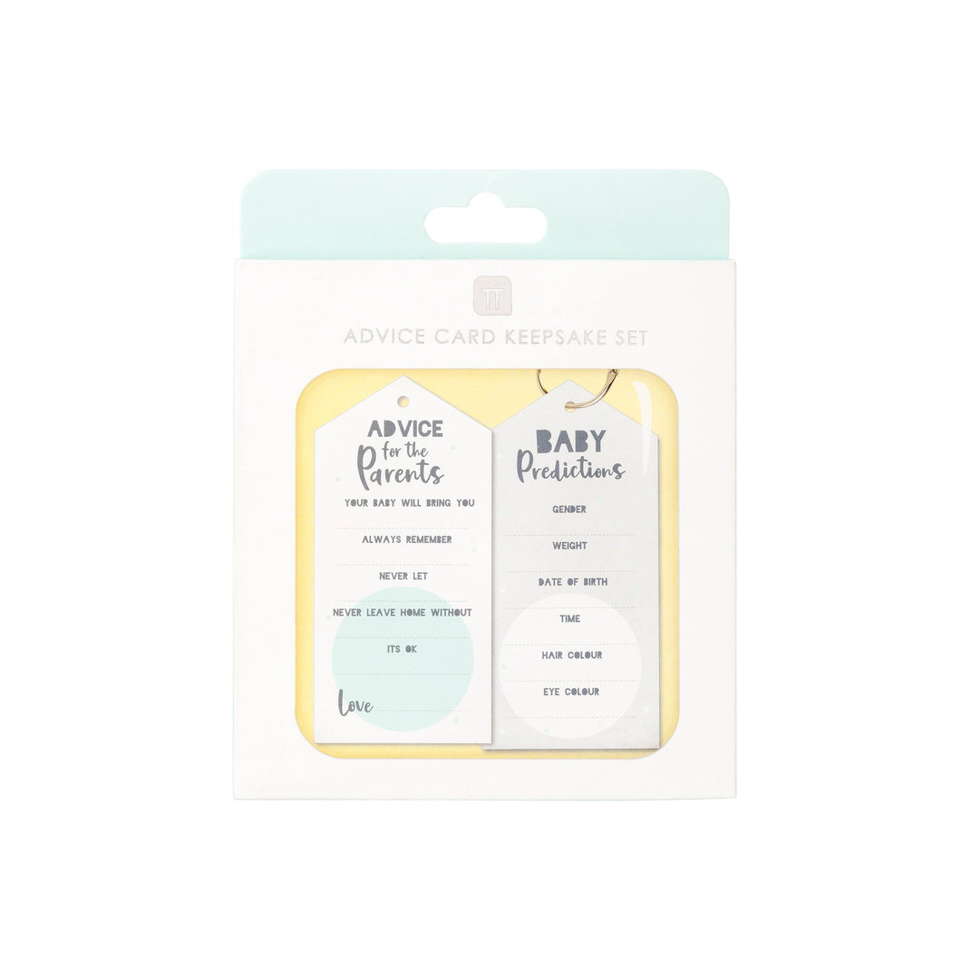 Born To Be Loved Advice Cards - Brown Sugar Party Boutique