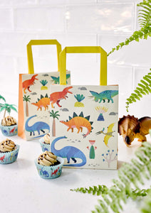 Party Dinosaur Party Bags - Brown Sugar Party Boutique