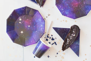 Galactic Plates - Brown Sugar Party Boutique