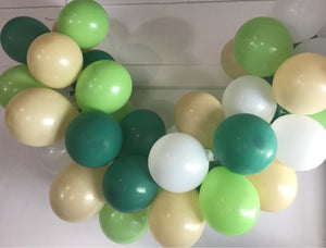 Jungle Fever Mini Balloon Garland Set