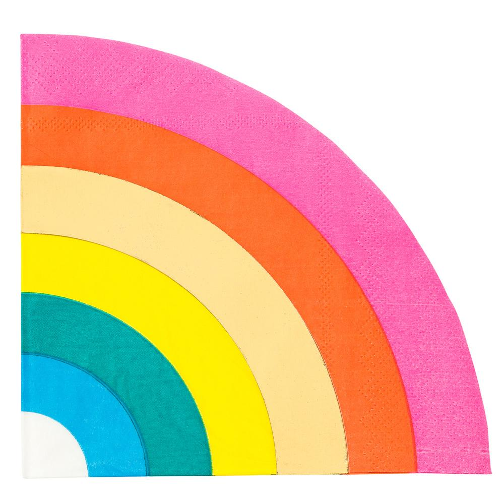 Rainbow Brights Napkin