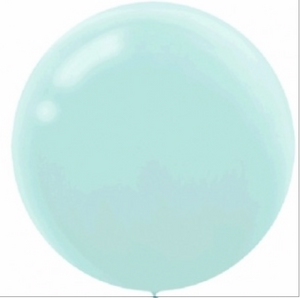Robin Egg Blue latex balloon -60cm
