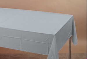 Silver Tablecloth