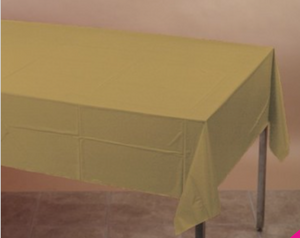 Gold Table cover - Brown Sugar Party Boutique