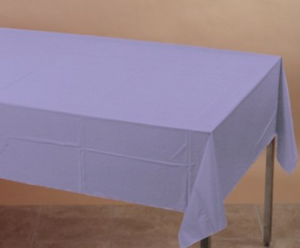 Lavender Table cover - Brown Sugar Party Boutique