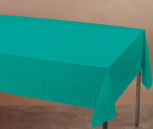 Teal Table cover