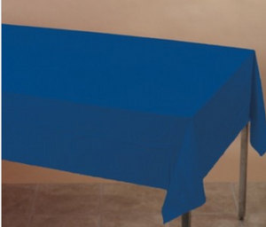 Navy Blue Table cover - Brown Sugar Party Boutique