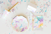 Load image into Gallery viewer, Magical Unicorn Napkins - Brown Sugar Party Boutique