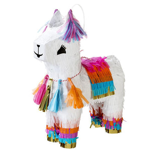 Fiesta Llama Piñata - Small - Brown Sugar Party Boutique