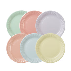We Heart Pastels Plate
