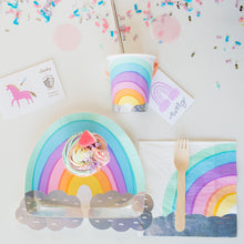 Load image into Gallery viewer, Over the rainbow napkins - Brown Sugar Party Boutique