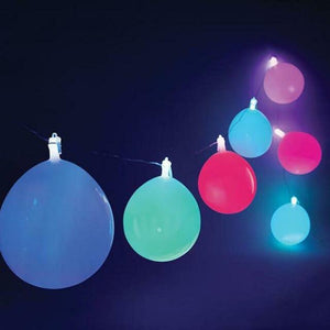 Flashing balloon string lights - Brown Sugar Party Boutique