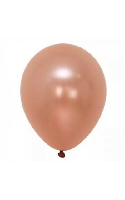 Rose Gold Balloons 30cm - 10pack