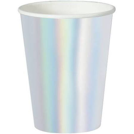Iridescent Cups - Brown Sugar Party Boutique