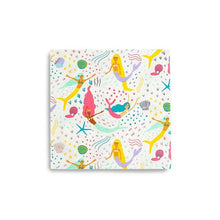 Load image into Gallery viewer, Mermaid Napkins - Brown Sugar Party Boutique