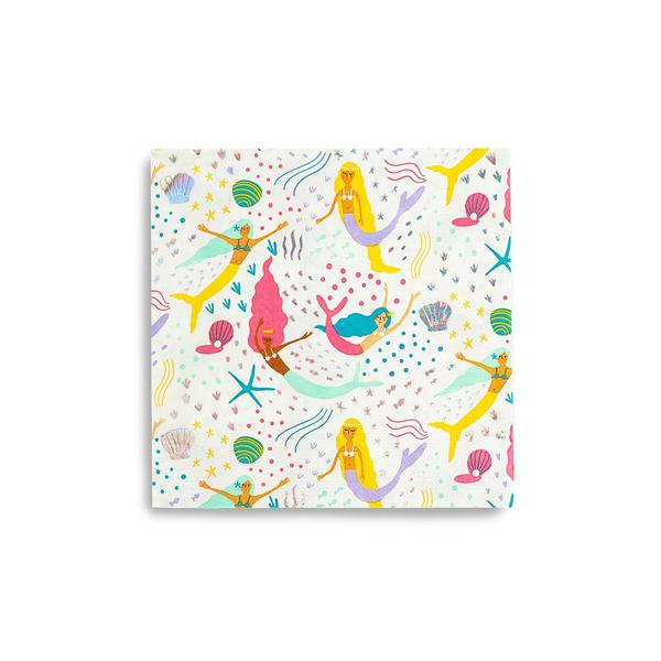 Mermaid Napkins - Brown Sugar Party Boutique