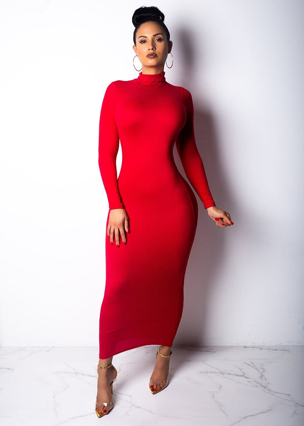 Alora Bodycon Dress