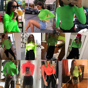Ciara High Neck Top