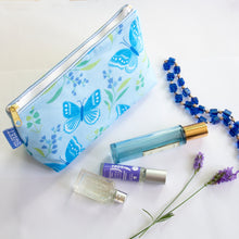 Load image into Gallery viewer, Butterfly Make Up Bag