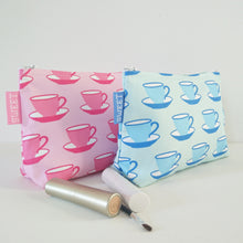 Load image into Gallery viewer, Teacups Make-up Bag