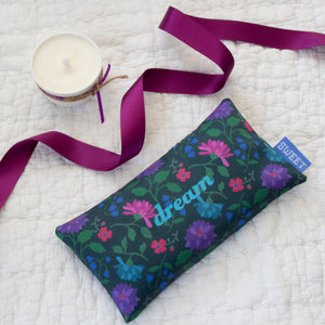 Dream Floral Lavender Eye Pillow