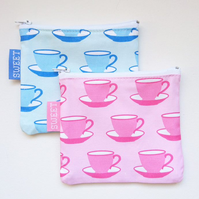 Teacups Coin Purse - 70% OFF!