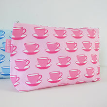 Load image into Gallery viewer, Teacups Washbag - 70% OFF!