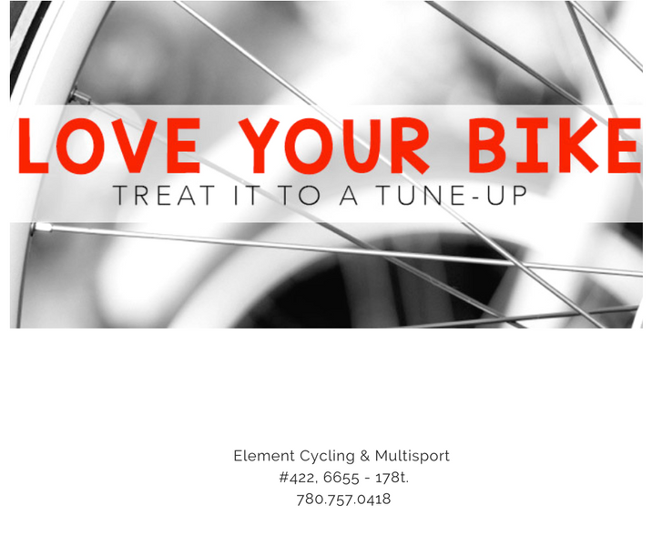 Bike Tune-Up - It's Time!