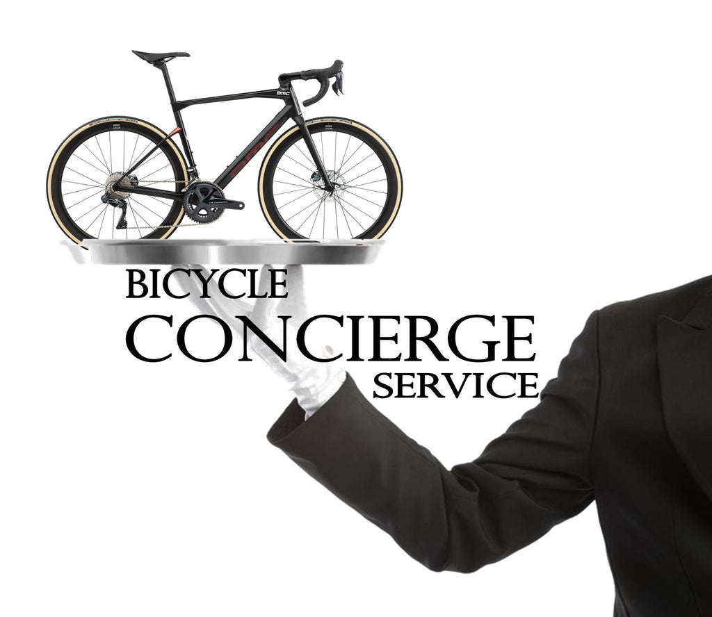 Concierge Bike Maintenance Service: How It Works