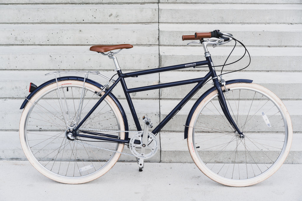 New Bikes For 2021:  Driggs by Brooklyn Bicycle Co.