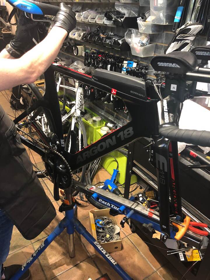 Element Bike Service - Summer 2020 Update