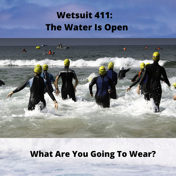 Wetsuit 411:  You've Got Questions & We've Got Some Answers