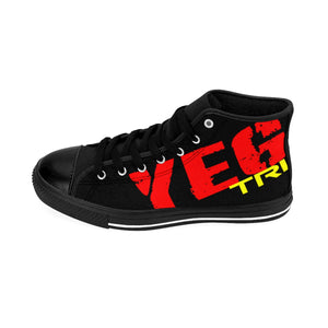 YEG Tri  High-top Sneakers