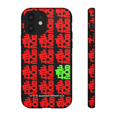 Iron Plaid Phone Cases