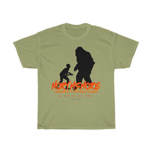 Open image in slideshow, Northshore Sasquatch Wrestling Tee