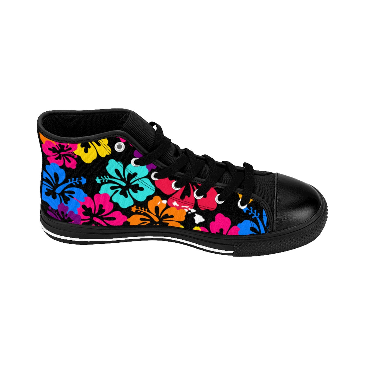 Women's Aloha High-top Sneakers
