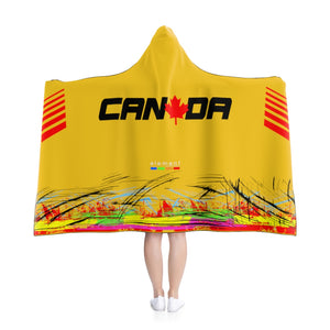 Open image in slideshow, Crazy Canuck Swim Wrap Towel