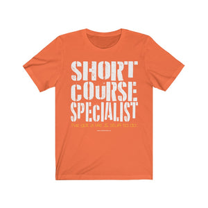 Open image in slideshow, Short Course Specialist Tee