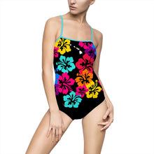 Load image into Gallery viewer, Women's Aloha One-piece Swimsuit