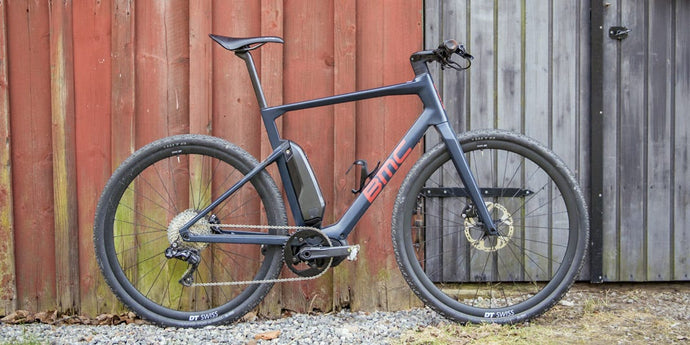 BMC Alpenchallenge AMP City TWO E-Bike