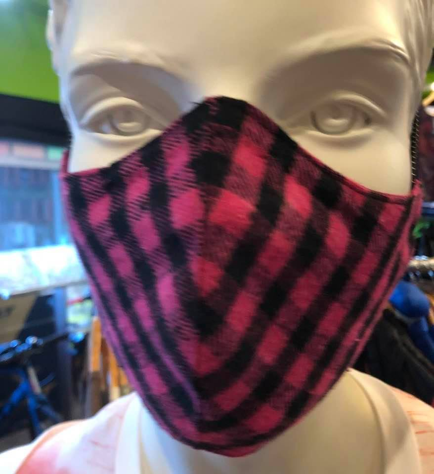 Everyday Masks, Reversible - Prints, Plaids, Fun Prints