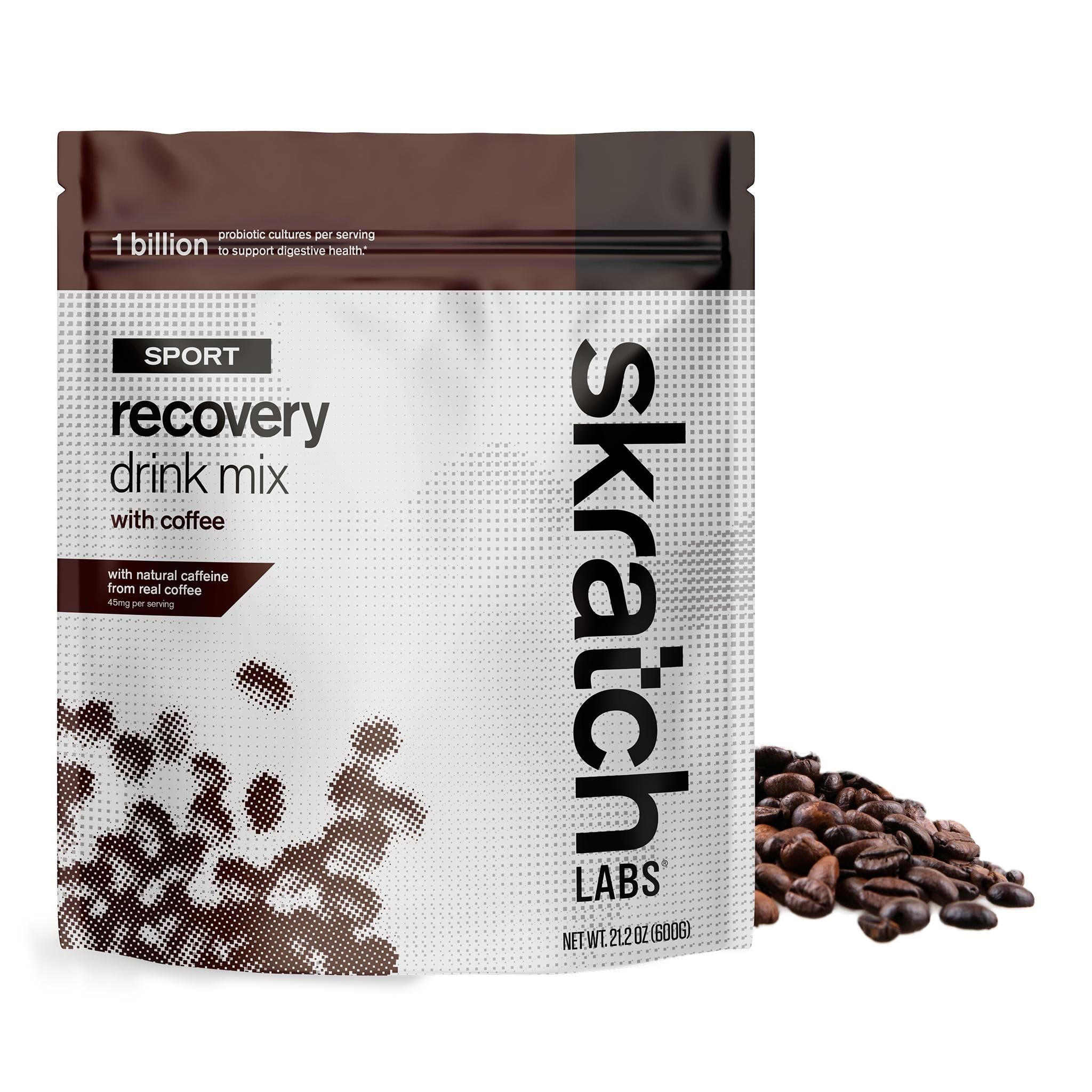 Skratch Recovery Drink Mix