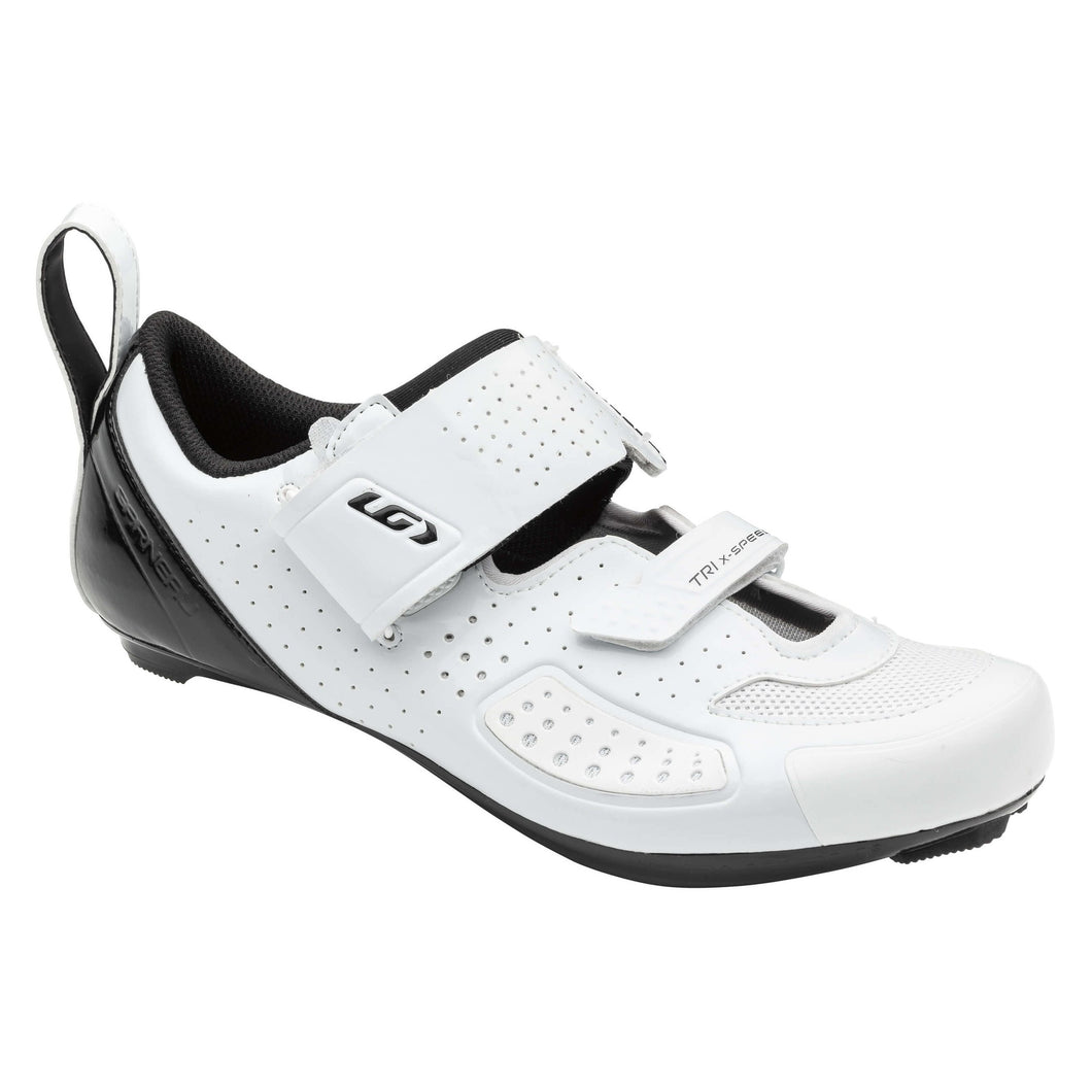 Garneau Tri X-Speed IV Triathon Shoe, White