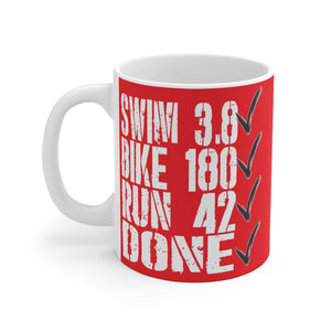 Open image in slideshow, SBR Done Iron Distance Mug