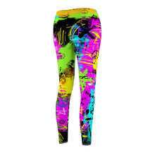 Load image into Gallery viewer, Peace & Anarchy Casual Leggings