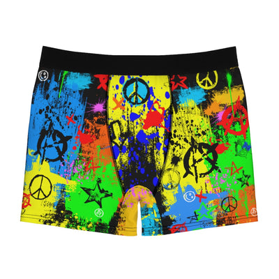 Peace & Anarchy Boxer Briefs