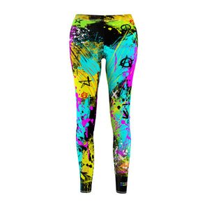 Peace & Anarchy Casual Leggings