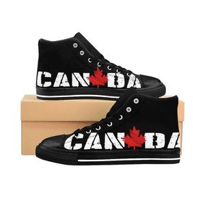 Open image in slideshow, Canada High-top Sneakers