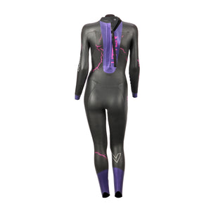 UTTER Volcano Womens Long Sleeve Triathlon Wetsuit
