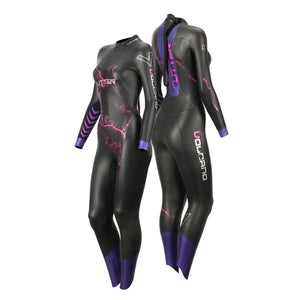 Open image in slideshow, UTTER Volcano Womens Long Sleeve Triathlon Wetsuit